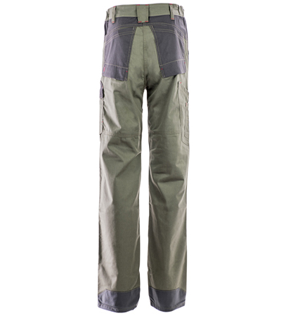 PANTALON RULER         (KAKI/CHARCOAL  )