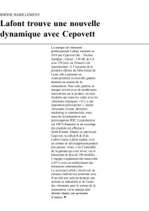 Revue de presse Cook In 11