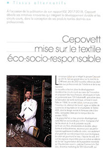 Revue de presse Cook In 16