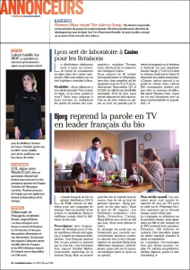 Revue de presse Cook In 21